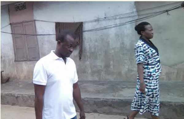[PHOTOS] 34-Year-Old Man Hit By Stroke After Raping Wife's Niece In Delta