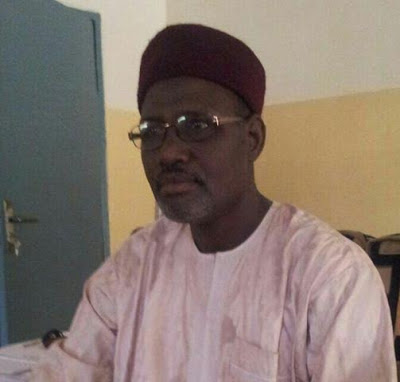 Photo Of The Professor Killed In The Bomb Explosions That Rocked Univeristy Of Maiduguri