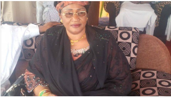 Aisha Alhassan - Maybe it's not in my destiny to be Governor – Aisha Alhassan