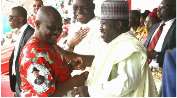 Just Like Fayose, Wike Vows To Dump PDP Should The Supreme Court Affirm Ali Modu Sheriff