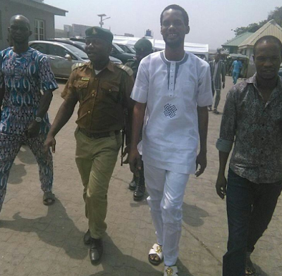 [PHOTO] Nollywood Movie Producer, Seun Egbegbe Granted Bail Of N5 Million For Defrauding Bureau De Change Operators