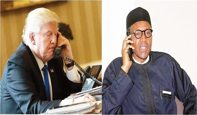 trump and buhari