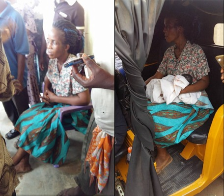 woman who killed new baby in ogun