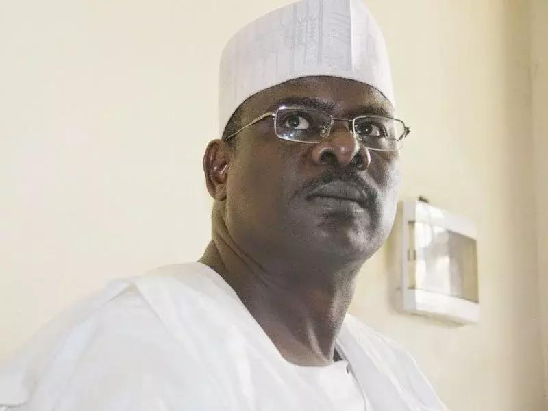 Ali Ndume - 'I Won't Step Down, Ndume Vows After Meeting Osinbajo