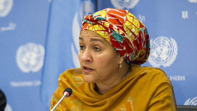 "Amina Mohammed UN Deputy Sec - ""A Woman Will Replace Buhari In 2023"" – Amina Mohammed"