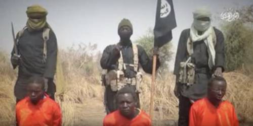 Boko Haram Releases New Video Showing Execution Of Alleged Government Spies
