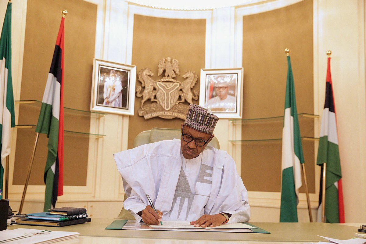 President Buhari Cancels Trip To Sambisa Forest