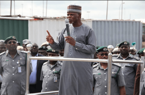 Customs Suspends 'Controversial' Duty Policy On Old Vehicles