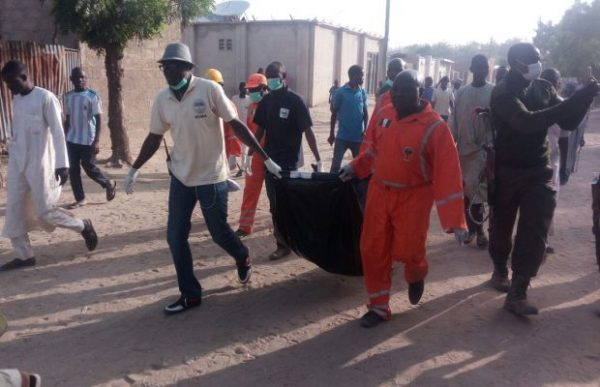 Six Killed, Several Injured As Suicide Bombers Hit Maiduguri