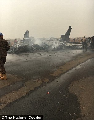 Plane-carrying-44-people-splits-into-pieces-after-crashing-at-Wau-airport-in-South-Sudan3
