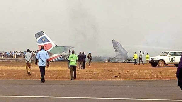 Plane-carrying-44-people-splits-into-pieces-after-crashing-at-Wau-airport-in-South-Sudan6