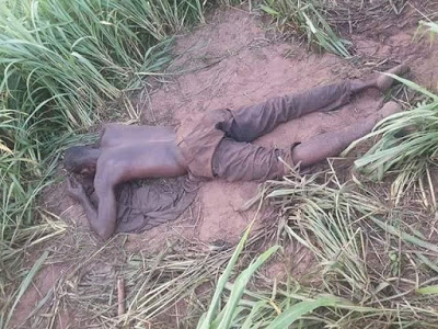 [PHOTOS] 50-Year-Old Delta State University Staff Murdered By Fulani Herdsmen On His Farm