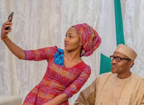 'The Love My Father Has For Nigeria Cannot Be Described' - Zahra Buhari-Indimi