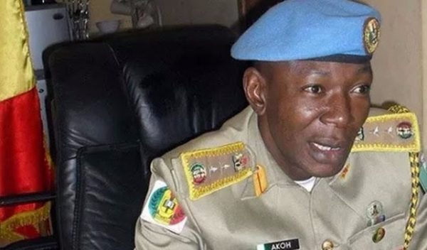 Peace Corps National Commander, Dickson Akoh Granted Bail