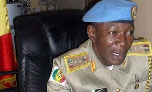[REVEALED] Drama As Police Claim Peace Corps Commandant Has Been Charged To Court