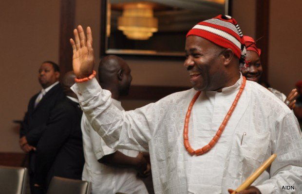Akpabio Defection: Massive Defection Hits APC On Lawmaker's Arrival