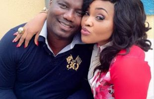 Mercy Aigbe's marriage crashes