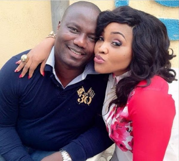Mercy Aigbe's Marriage In Trouble As Husband Allegedly Beats Her Up