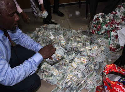 EFCC Continues To Make Discoveries Of Hidden Cash