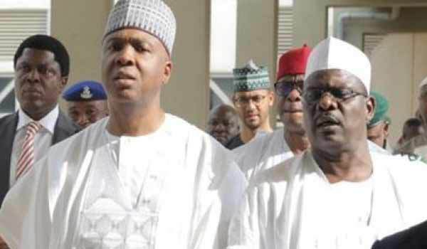 "saraki ndume - ""Avoid The Pitfalls of the Bukola Saraki's Senate Presidency"" – APC Warns Ndume"