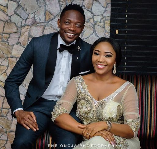 Ahmed Musa Marries1