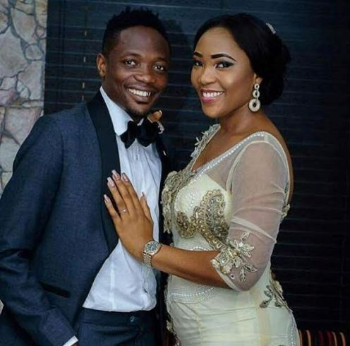 Ahmed Musa Marries2