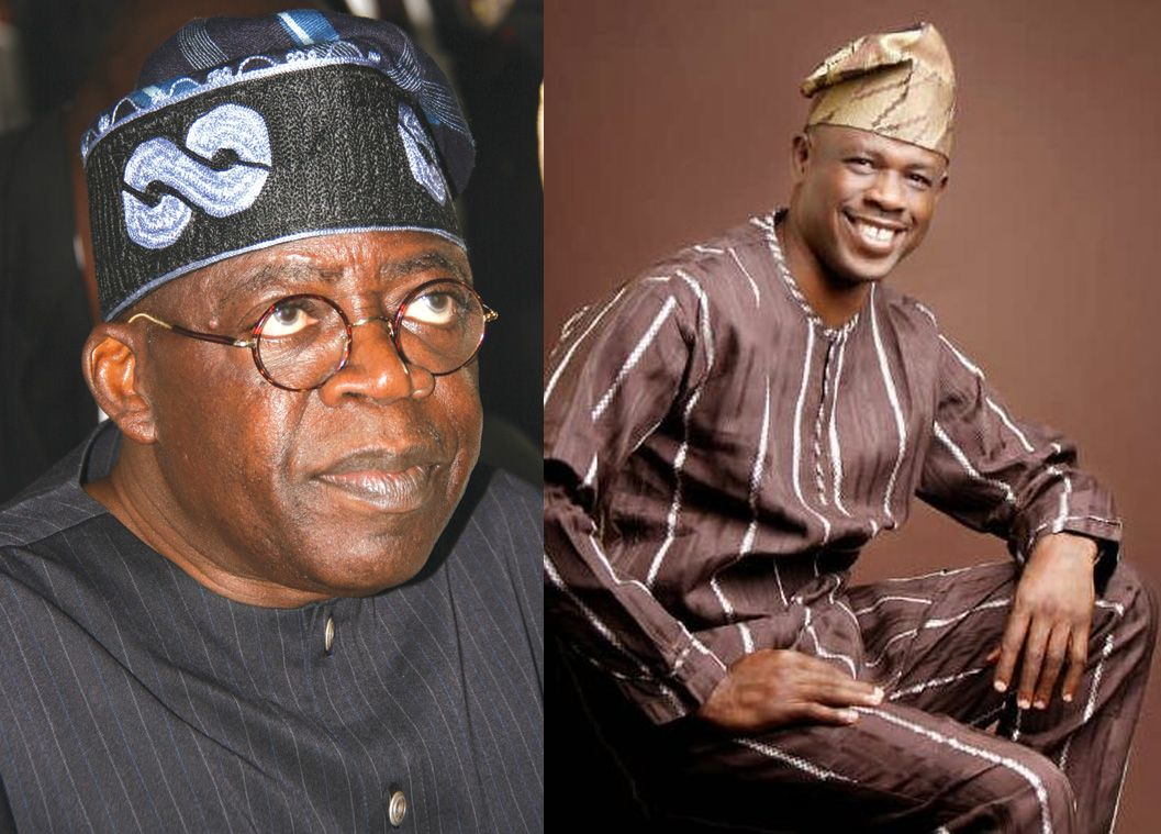 Image result for Tinubu and I —Obanikoro