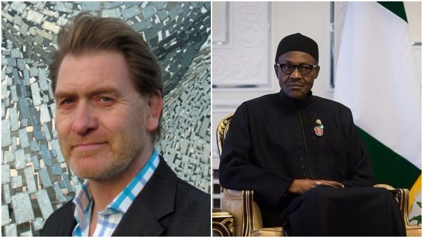 'The Main Reason I Said President Buhari Is Dead' – Former British Lawmaker, Eric Joyce