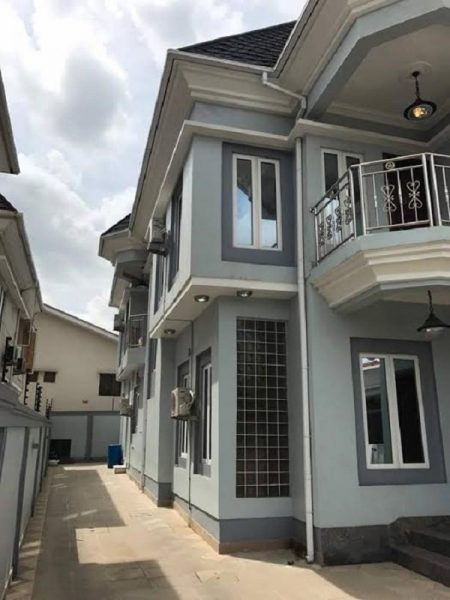 Photos Of Magodo Houses Owned By Nigeria's Most Notorious Kidnapper