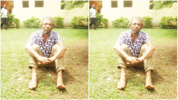 [PHOTO] 'My Gang Forced Me To Join Them' – Italian Kidnapper Arrested In Delta Confesses
