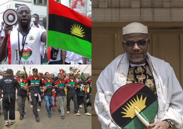 Biafra IPOB Nnamdi Kanu 620x440 - Why attacks on Igbo leaders will continue -Nnamdi Kanu