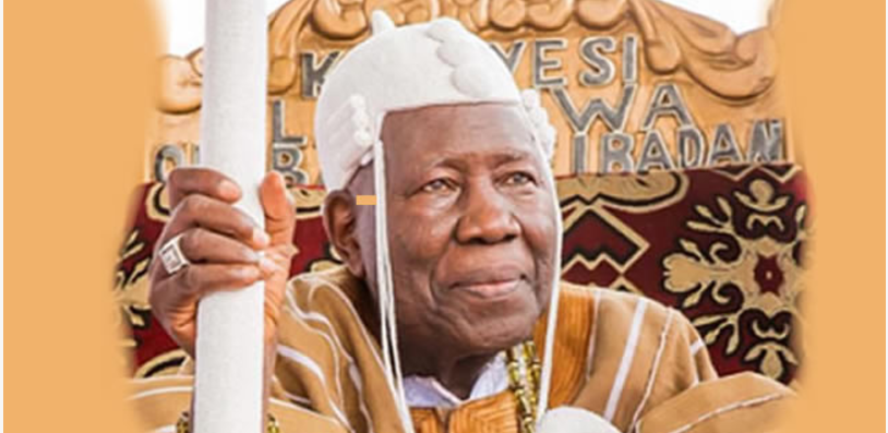 "Olubadan Of Ibadan - ""You Are Wearing Illegal Crowns"" – Olubadan Fires At Obas"