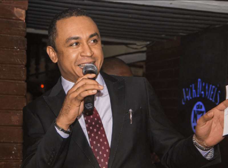 "Daddy Freeze - ""I've Heard Rumors About The COZA Pastor And His Victims"" – Daddy Freeze"