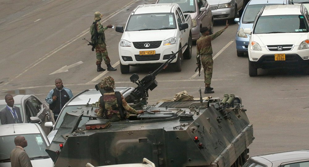 "Military - ""We Are Not Planning To Overthrow Buhari"" – Military"