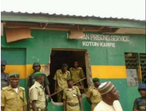 Prison 1 - Undercover report: We are investigating Ikoyi Prisons, says CG