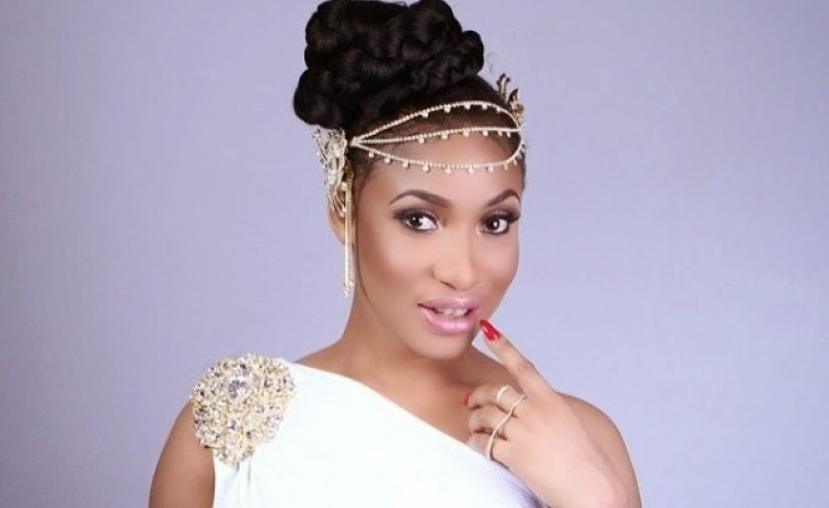 "Tonto Dikeh - ""Obasanjo Told Me That Olakunle Churchill Is Not His Son"" – Tonto Dikeh"