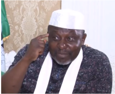 "Okorocha - ""I Think The Issue of Having A Traditional Institution In Other Parts of This Country Should Stop"" – Okorocha"