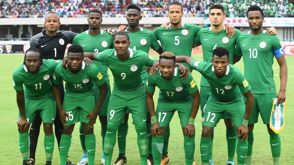 The Federation of International Football Association (FIFA) says Nigeria  paraded the youngest players during the qualifiers for the 2018 FIFA World  Cup. a8a28a2e9