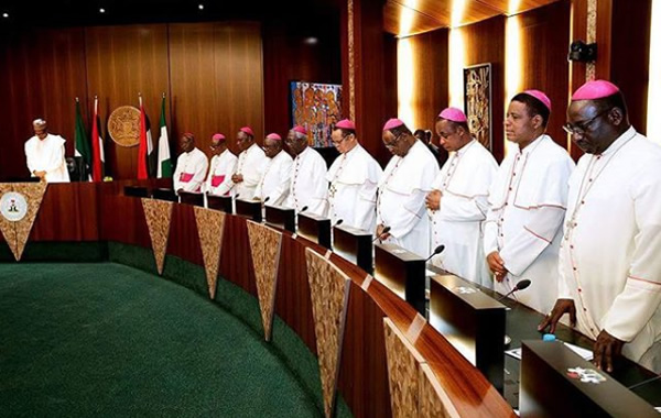 Catholic Bishops5 - Nigeria in precarious situation under Buhari -Catholic Bishops