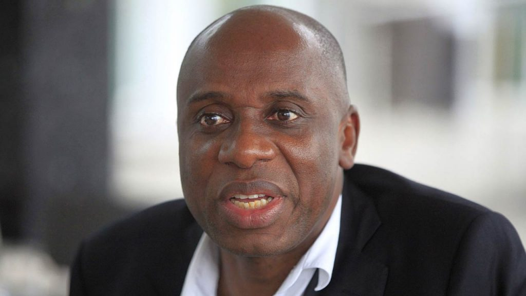 "Rotimi Amaechi 1024x576 - [VIDEO] ""Everyone One In APC Is God Fearing"" – Amaechi"