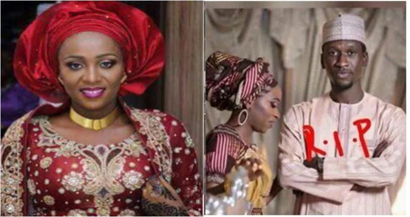 Maryam Sanda - BREAKING: 'Killer Wife', Maryam Sanda sentenced to death by hanging for killing