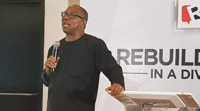 Peter Obi 653x365 - Nigeria has more poor people than China and India combined – Peter Obi