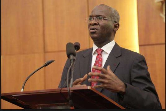 "Fashola New - ""Nigerians Are Now Enjoying Improved Power Supply"" – Fashola"