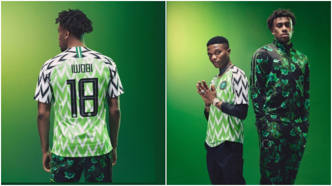 3bf453ef3 Nigeria World Cup 2018 Jersey Gets Sold Out Minutes After Nike s Release