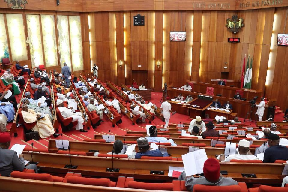 "Nigerian Senate - ""We Don't Want To Run Into A Problem"" – Senate Postpones 2019 Budget Passage"