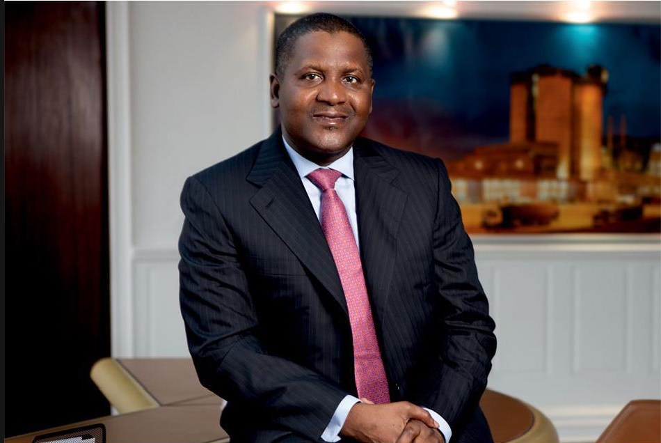 "aliko dangote - ""I Have No House Outside Nigeria, Luxury Items Take Time And Distracts"" – Dangote"