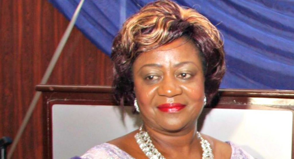 "Lauretta Onochie - ""This Is Nothing Short of Blackmail"" – Presidency Speaks on Buhari Using EFCC To Witch-hunt Opposition"