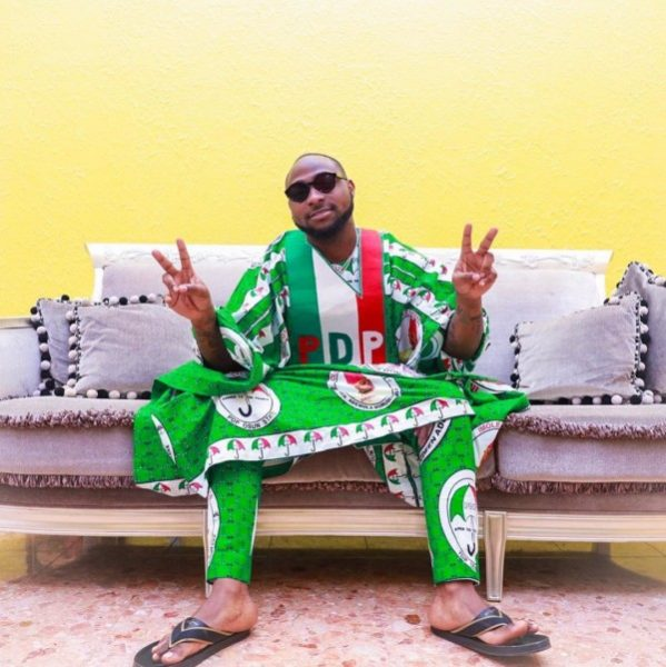 """davido 1 599x600 - """"Why Davido Speaking Out About the Osun Election Is Important"""" – Niyi Ademoroti"""