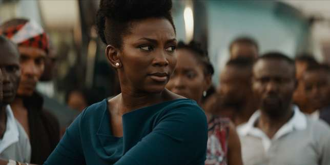 "genevieve nnaji lionheart - ""My Feminism Is Just Human Rights"" – Geneveive Nnaji"