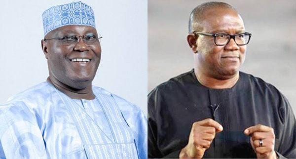 Image result for Jubilation in Anambra as Atiku picks Obi as running mate